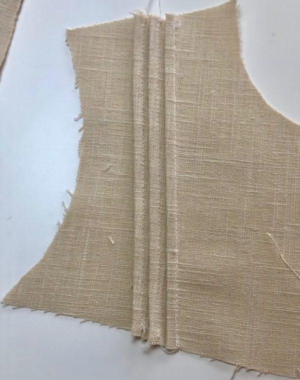 """Digitales Schnittmuster und Anleitung für Kinderkleid """"Viola 2.0"""" (Größen 98-122) mit/ohne Papierschnittmuster"""