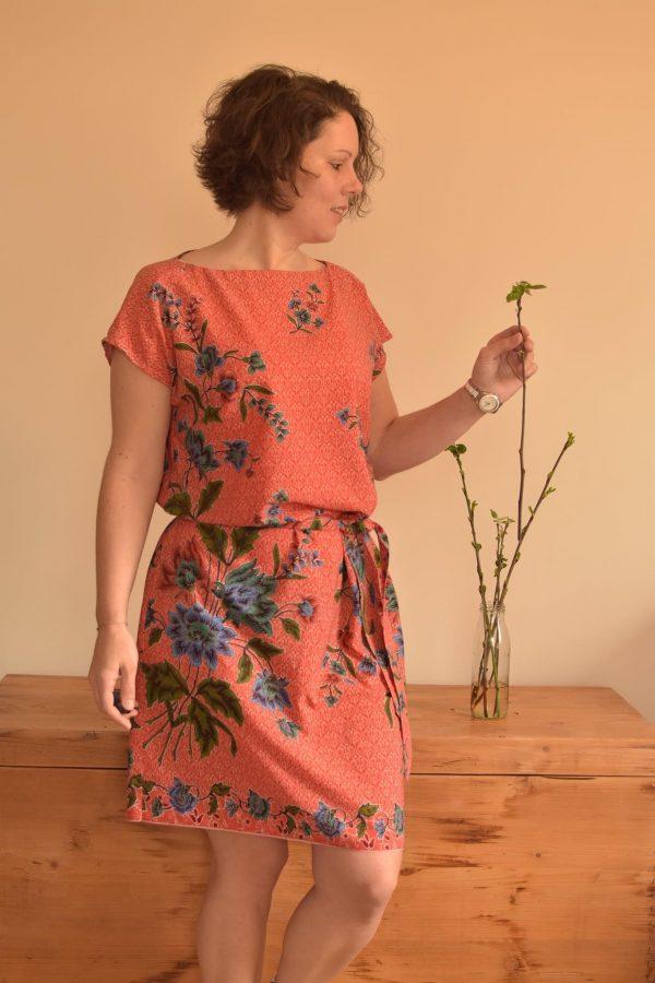 "Bluse/Kleid ""Brassica"", digitales Schnittmuster (Gr. 34-48)"