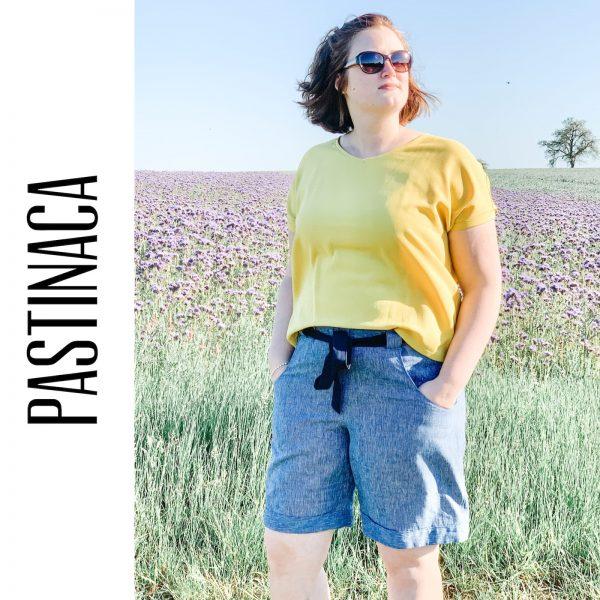 "Shorts ""Pastinaca"" (Größen 34 - 48), Digitales Schnittmuster und EBOOK"