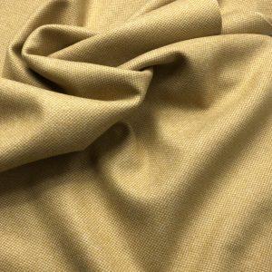 Tweed Strick, gelb