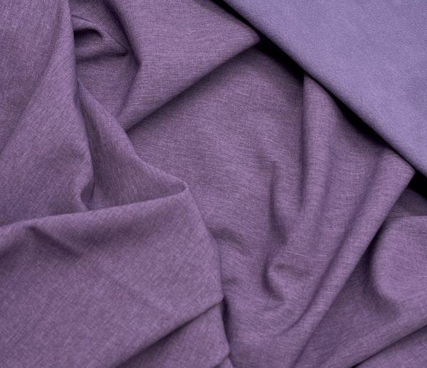 Softshell, meliert lila