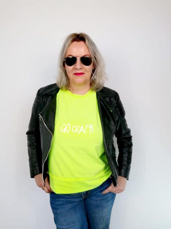 """T-Shirt """"Thymian"""", digitales Schnittmuster und Nähanleitung (Gr. 34 - 48)"""